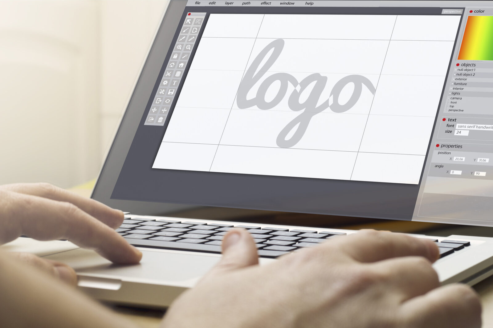 Niepowtarzalne i oryginalne logo firmy